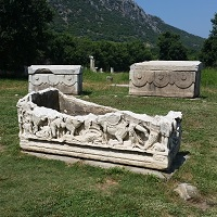 Ancient Necropolis of Ephesus